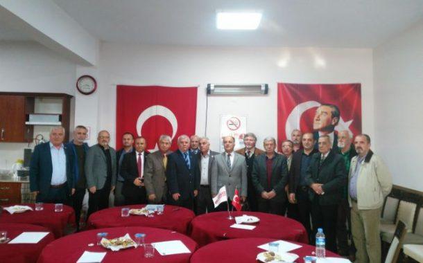 TEMAD GENEL BAŞKANI GELİBOLU'DA